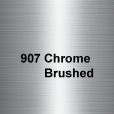 ORACAL 351-907 Chrome Brushed