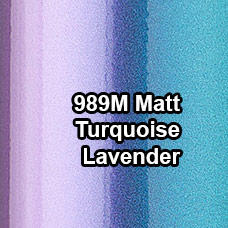 ORACAL 970M Premium Shift Effect-989 Turquoise Lavender