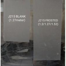 J215 PLAIN BLUR 1m