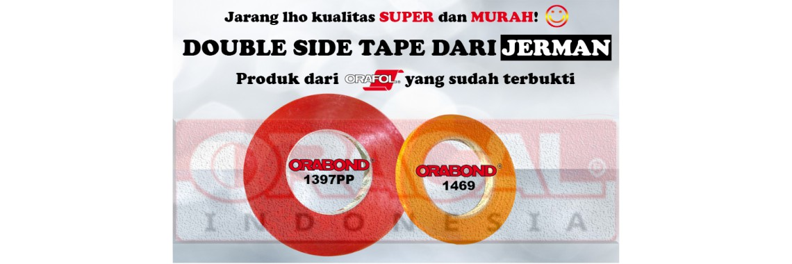 ORABOND 1397PP 1469 DOUBLE SIDE TAPE