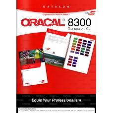ORACAL COLOUR CHART 8300
