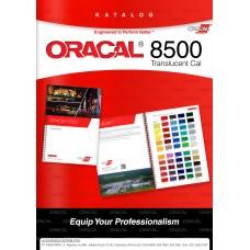 ORACAL COLOUR CHART 8500