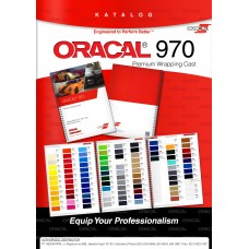 ORACAL COLOUR CHART 970