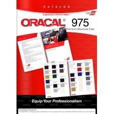 ORACAL COLOUR CHART 975