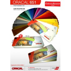 ORACAL COLOUR SWATCH 651