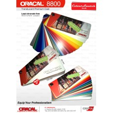 ORACAL COLOUR SWATCH 8800